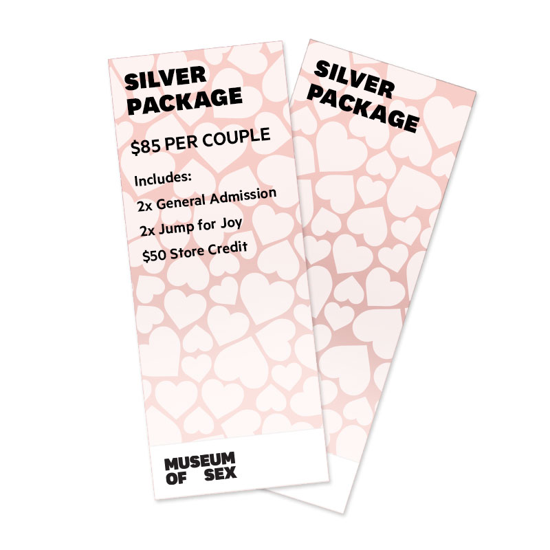 Valentine Day 2018 Silver Package (Couples Only)