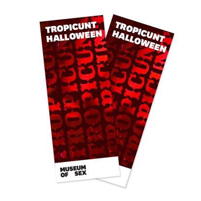 Tropicunt Halloween 2018