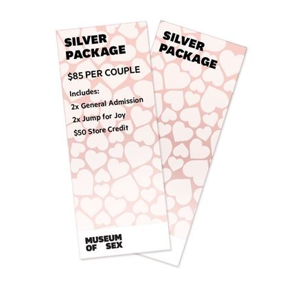 Valentines 2018 Silver Package Per Couple